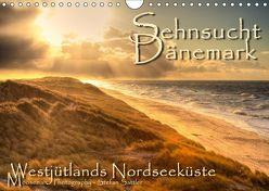 Sehnsucht Dänemark – Danmark (Wandkalender 2019 DIN A4 quer) von Sattler,  Stefan