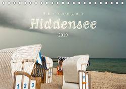 Sehnsucht Hiddensee 2019 (Tischkalender 2019 DIN A5 quer) von Rautenberg,  Harald