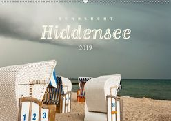 Sehnsucht Hiddensee 2019 (Wandkalender 2019 DIN A2 quer) von Rautenberg,  Harald