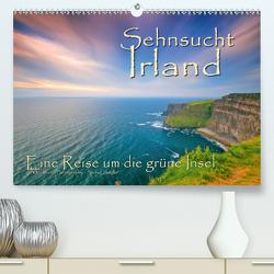 Sehnsucht Irland – Éire (Premium, hochwertiger DIN A2 Wandkalender 2021, Kunstdruck in Hochglanz) von Sattler,  Stefan