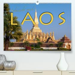 Sehnsucht nach LAOS (Premium, hochwertiger DIN A2 Wandkalender 2021, Kunstdruck in Hochglanz) von BuddhaART