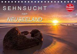 Sehnsucht nach Neuseeland (Tischkalender 2019 DIN A5 quer) von Klinder,  Thomas