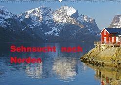 Sehnsucht nach Norden (Wandkalender 2018 DIN A2 quer) von Pantke,  Reinhard