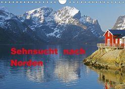 Sehnsucht nach Norden (Wandkalender 2018 DIN A4 quer) von Pantke,  Reinhard