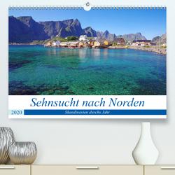 Sehnsucht nach Norden (Premium, hochwertiger DIN A2 Wandkalender 2020, Kunstdruck in Hochglanz) von Pantke,  Reinhard