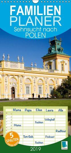 Sehnsucht nach Polen (Wandkalender 2019 PRO_49_format hoch) von CALVENDO
