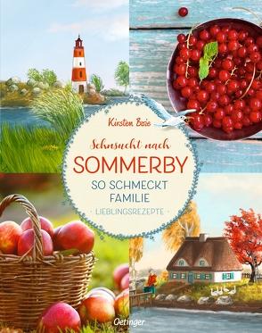 Sehnsucht nach Sommerby von Boie,  Kirsten, Körting,  Verena
