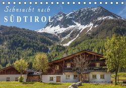 Sehnsucht nach Südtirol (Tischkalender 2021 DIN A5 quer) von Mueringer,  Christian
