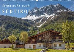 Sehnsucht nach Südtirol (Wandkalender 2021 DIN A2 quer) von Mueringer,  Christian