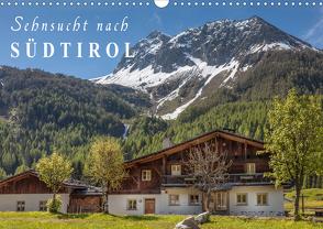 Sehnsucht nach Südtirol (Wandkalender 2021 DIN A3 quer) von Mueringer,  Christian