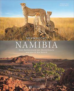 Sehnsucht Namibia von Bayerl,  Günther, Karl,  Roland F.
