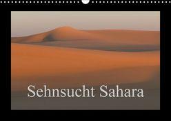 Sehnsucht Sahara (Wandkalender 2018 DIN A3 quer) von Bormann,  Knut