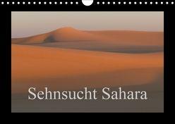 Sehnsucht Sahara (Wandkalender 2018 DIN A4 quer) von Bormann,  Knut