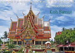 Sehnsuchtsinsel Koh Samui (Tischkalender 2019 DIN A5 quer) von Jährling,  Dagmar