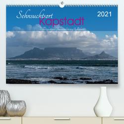 Sehnsuchtsort Kapstadt (Premium, hochwertiger DIN A2 Wandkalender 2021, Kunstdruck in Hochglanz) von Wüstehube,  Jeanette