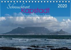 Sehnsuchtsort Kapstadt (Tischkalender 2020 DIN A5 quer) von Wüstehube,  Jeanette
