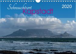 Sehnsuchtsort Kapstadt (Wandkalender 2020 DIN A4 quer) von Wüstehube,  Jeanette