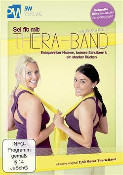 Sei fit mit Thera-Band von 5W Verlag, Harms,  Kirsten
