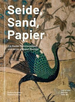 Seide, Sand, Papier von Burghartz,  Susanna, Herren,  Madeleine