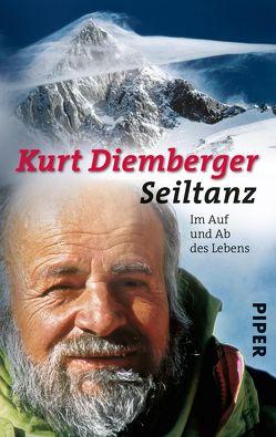Seiltanz von Diemberger,  Kurt