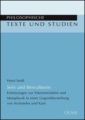 Sein und Bewußtsein von Seidl,  Horst