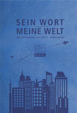 Sein Wort – meine Welt. Kunstlederausgabe von RuL,  INFO-TEXT