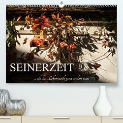 Seinerzeit (Premium, hochwertiger DIN A2 Wandkalender 2020, Kunstdruck in Hochglanz) von Bartek,  Alexander
