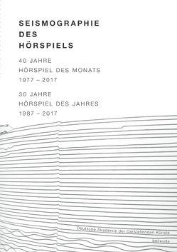 Seismographie des Hörspiels von Buggert,  Christoph
