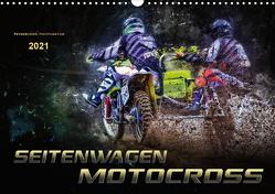Seitenwagen Motocross (Wandkalender 2021 DIN A3 quer) von Roder,  Peter
