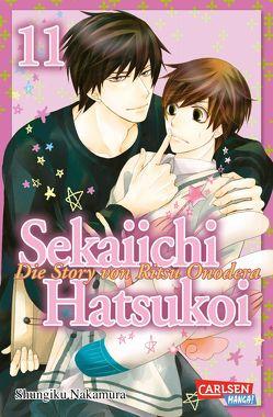 Sekaiichi Hatsukoi 11 von Nakamura,  Shungiku