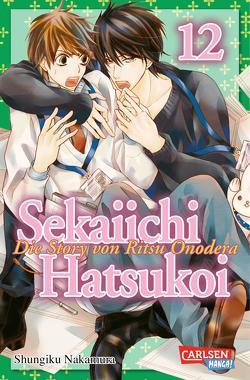 Sekaiichi Hatsukoi 12 von Nakamura,  Shungiku