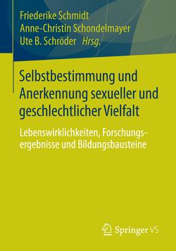 Selbstbestimmung und Anerkennung sexueller und geschlechtlicher Vielfalt von Schmidt,  Friederike, Schondelmayer,  Anne-Christin, Schröder,  Ute B