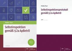 Selbstinspektion Set von Mielke,  Mitra Bettina, Paul,  Monika