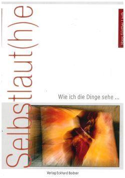Selbstlauthe von Lauth,  Hans Günther