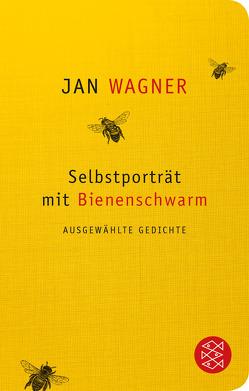 Selbstporträt mit Bienenschwarm von Wagner,  Jan