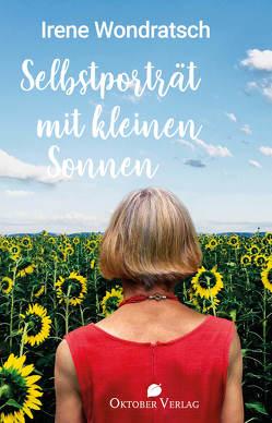Selbstporträt mit kleinen Sonnen von Wondratsch,  Irene