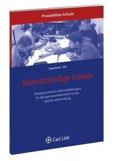 Selbstständige Schule von Sauerland,  Frank, Uhl,  Siegfried