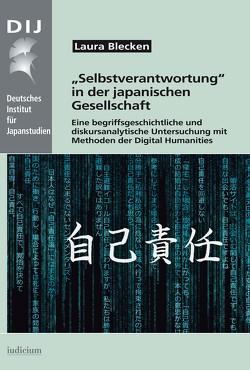 """""""Selbstverantwortung"""" in der japanischen Gesellschaft von Blecken,  Laura"""