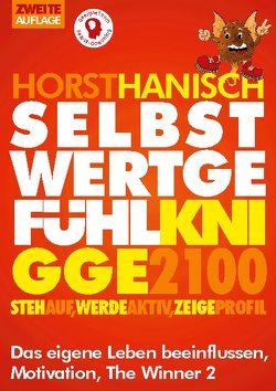 Selbstwertgefühl Knigge 2100 von Hanisch,  Horst
