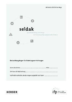 seldak – Sprachentwicklung und Literacy bei deutschsprachig aufwachsenden Kindern von Mayr,  Toni, Ulich,  Michaela