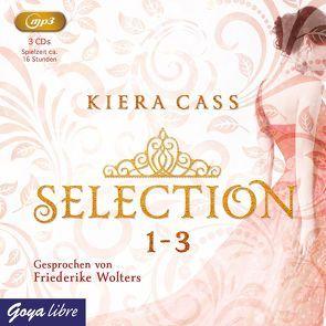 Selection 1-3 von Cass,  Kiera, Wolters,  Friederike