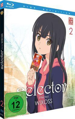 Selector Infected Wixoss – Blu-ray 2 von Satō,  Takuya