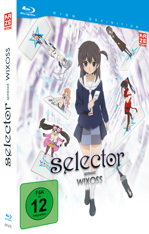 Selector Spread Wixoss – Staffel 2 – Gesamtausgabe – Blu-ray Box (2 Blu-rays) von Satō,  Takuya