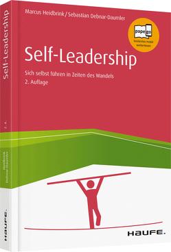 Self-Leadership von Debnar-Daumler,  Sebastian, Heidbrink,  Marcus