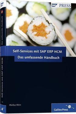 Self-Services mit SAP ERP HCM von Klein,  Markus