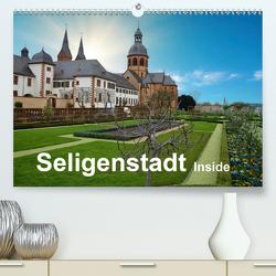 Seligenstadt Inside (Premium, hochwertiger DIN A2 Wandkalender 2020, Kunstdruck in Hochglanz) von Eckerlin,  Claus