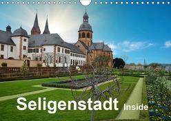 Seligenstadt Inside (Wandkalender 2019 DIN A4 quer) von Eckerlin,  Claus