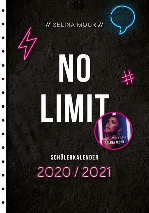 Selina Mour Schülerkalender 2020/2021 von Mour,  Selina