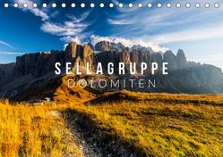 Sellagruppe. Dolomiten (Tischkalender 2019 DIN A5 quer) von Gospodarek,  Mikolaj