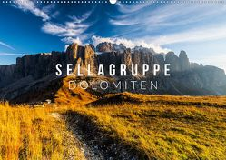 Sellagruppe. Dolomiten (Wandkalender 2019 DIN A2 quer) von Gospodarek,  Mikolaj